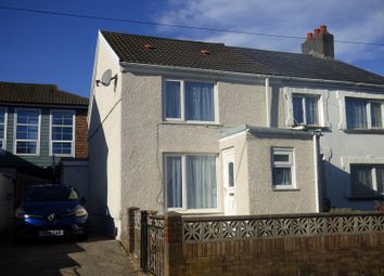 Thumbnail 2 bed semi-detached house for sale in High Street, Skewen, Neath.
