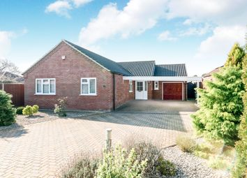Thumbnail 3 bed detached bungalow for sale in Nidus Gardens, Toftwood, Dereham