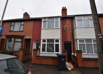 Thumbnail 3 bed town house for sale in Freeman Road North, Evington, Leicester