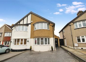 Thumbnail 3 bed semi-detached house for sale in Plymstock Road, Welling, Kent