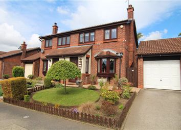 Thumbnail 3 bed semi-detached house for sale in St Lawrence Close, High Pittington