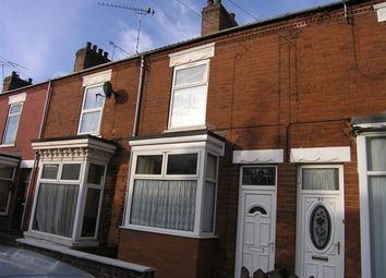 Thumbnail 3 bedroom terraced house for sale in Mulgrave Street, Scunthorpe