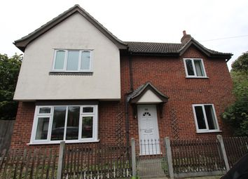 Thumbnail 5 bed detached house to rent in Rectory Road, Wivenhoe, Colchester