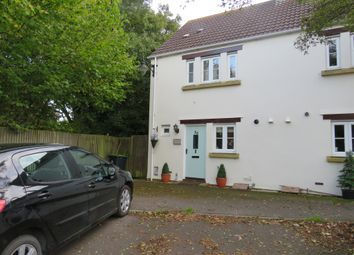 Thumbnail 2 bed end terrace house for sale in Burton Close, Shaftesbury