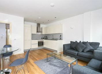 Thumbnail 1 bed flat to rent in Marzell House, 120 North End Road, London