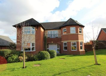5 bed detached house for sale in Springwater Drive, Weston, Crewe CW2