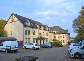 Thumbnail 2 bed flat for sale in Barony Court, Cambusbarron, Stirling