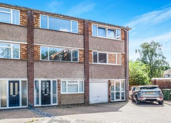 Thumbnail 4 bedroom terraced house for sale in Chapel Close, Leavesden, Watford