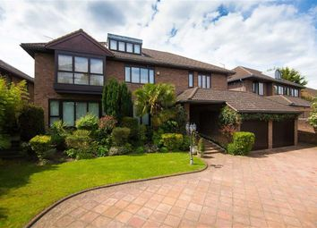 Thumbnail 7 bed detached house for sale in Links Drive, Totteridge, London