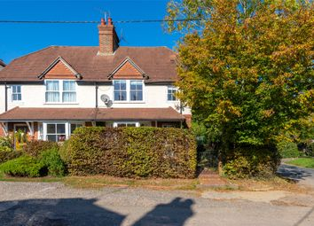Thumbnail 4 bed semi-detached house for sale in Wayside Cottage, New Road, Forest Green, Dorking