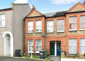 Thumbnail 3 bed end terrace house for sale in Neuchatel Road, London