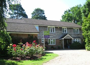 Thumbnail 5 bedroom detached house for sale in Spectacular Space. Manor House Drive, Ascot, Berkshire