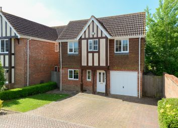 Thumbnail 4 bed detached house to rent in Haywain Close, Chartfield, Ashford