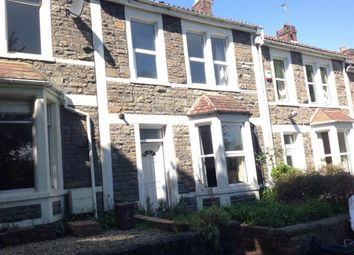 Thumbnail 3 bed terraced house to rent in Thurlow Road, Greenbank, Bristol