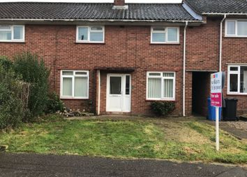 Thumbnail 3 bedroom terraced house for sale in Vancouver Road, Norwich