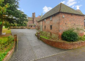 Thumbnail 5 bed detached house for sale in Smiths Hill, West Farleigh