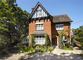 Thumbnail 2 bed flat for sale in Station Avenue, Walton-On-Thames, Surrey