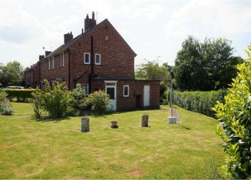 Thumbnail 3 bed semi-detached house for sale in Kirkdale Avenue, Spondon