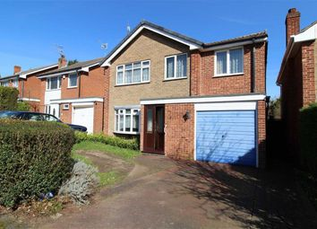 Thumbnail 4 bed detached house for sale in Pine Hill Close, Rise Park, Nottingham