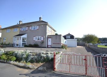 Thumbnail 3 bed semi-detached house for sale in Keinton Walk, Bristol