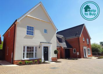 Thumbnail 4 bed property for sale in Plot 35, The Oxburgh, Springfield Grange, Acle