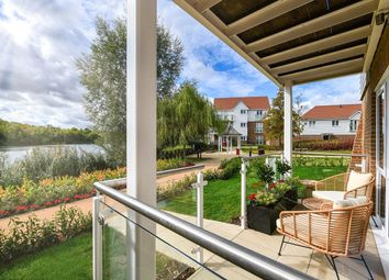 Thumbnail 2 bed flat for sale in Holborough Lakes, Manley Boulevard, Snodland, Kent
