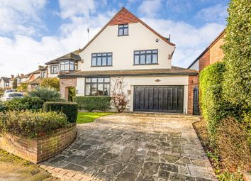 5 bed detached house for sale in Knighton Drive, Woodford Green IG8