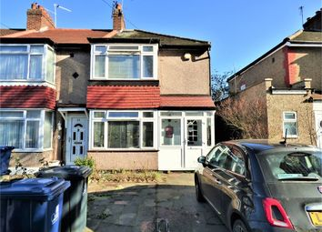 Thumbnail 2 bedroom end terrace house to rent in Federal Road, Perivale, Greenford, Greater London