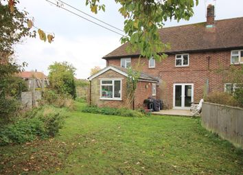 Thumbnail 3 bed semi-detached house for sale in Jesty Road, Alresford