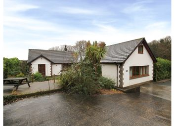 Thumbnail 4 bed detached house for sale in Parcllyn, Cardigan