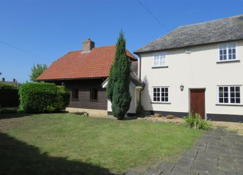 Thumbnail 4 bed semi-detached house to rent in Royston Road, Litlington, Royston