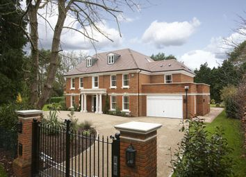 Thumbnail 6 bed detached house to rent in Broadwater Close, Burwood Park