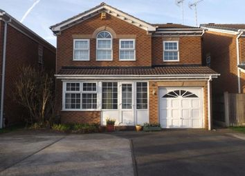 Thumbnail 4 bedroom detached house for sale in Summerfield Road, Kirkby-In-Ashfield, Nottingham
