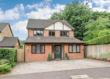 Thumbnail 4 bed detached house for sale in Rock Close, Leighton Buzzard