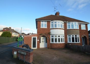 Thumbnail 3 bedroom semi-detached house to rent in Linden Avenue, Kettering
