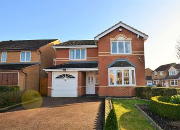 Thumbnail 4 bed detached house for sale in Partridge Chase, Bicester