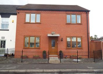 Thumbnail 4 bed detached house for sale in Oldbury Road, Nuneaton, Warwickshire