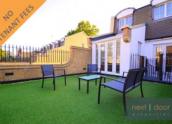 Thumbnail 4 bed end terrace house to rent in Coleman Road, Camberwell, London