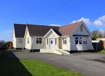 6 bed detached bungalow for sale in Wooden, Saundersfoot SA69