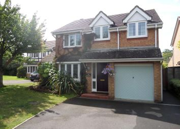 Thumbnail 4 bedroom detached house to rent in Cirrus Gardens, Hamble, Southampton