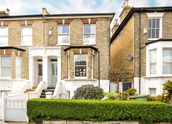 Thumbnail 5 bed semi-detached house for sale in Crystal Palace Road, East Dulwich, London