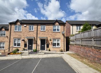 Thumbnail 3 bedroom semi-detached house for sale in Clover Close, Great Preston, Leeds