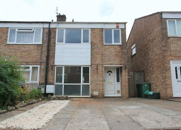 Thumbnail 3 bed semi-detached house for sale in Gradon Close, Barry