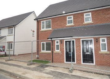 Thumbnail 4 bed semi-detached house for sale in Stroud Avenue, Willenhall