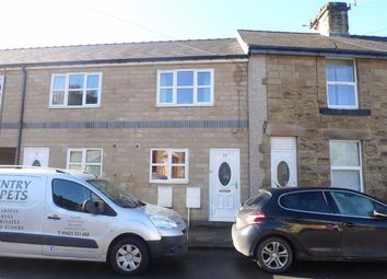 Thumbnail 2 bed end terrace house to rent in Lightwood Road, Buxton, Derbyshire