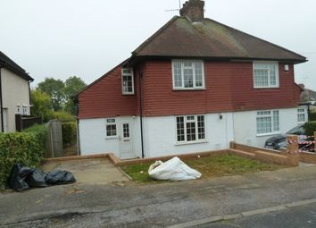 Thumbnail 2 bed semi-detached house to rent in Towsend Way, Northwood