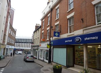 Thumbnail 1 bed flat to rent in Market Street, Shrewsbury