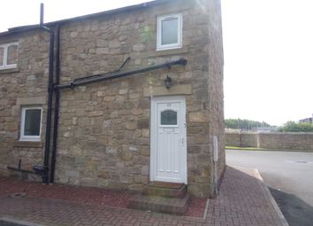 Thumbnail 2 bed flat to rent in Bebside Road, Blyth