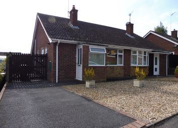 Thumbnail 2 bed semi-detached bungalow for sale in Draycott Close, Abington, Northampton