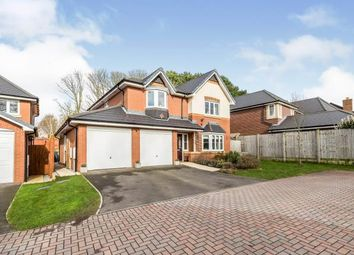 Thumbnail 4 bed detached house for sale in Boardman Close, Farington, Leyland